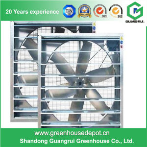 Butterfly Cone Ventilation Fan Greenhouse with High Quality pictures & photos