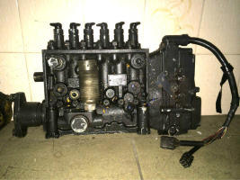 Komatsu Fuel Injection Pump for Engine pictures & photos