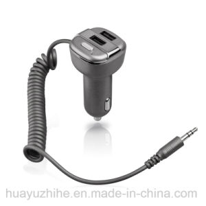 Bluetooth FM Transmitter Hands-Free Kit Car MP3 Player and Charger pictures & photos