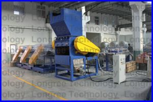 Plastic Recylcing Line Pet Bottle Crushing Washing Pelletizing Line 500-1000kg/H pictures & photos