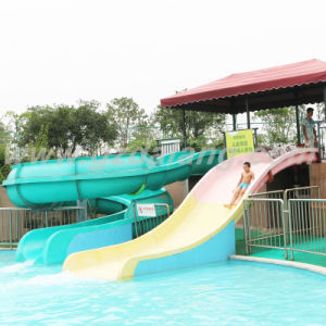 Family Body Water Slide Made of Fiberglass pictures & photos