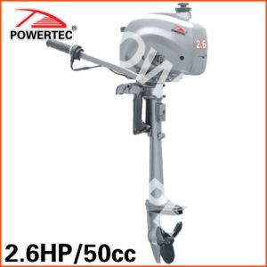 China Powertec 2 Stroke 2 6hp Gasoline Outboard Motor