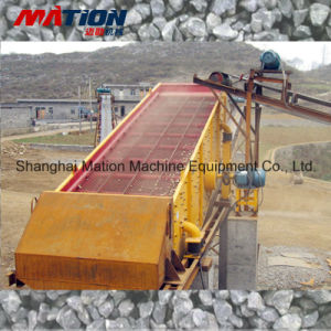 China Yk Series Circular Vibrating Stone Sieve pictures & photos
