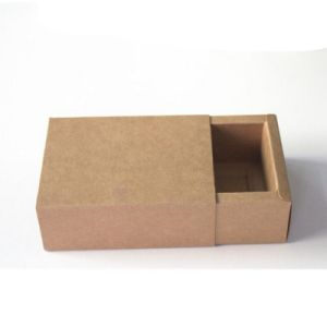 Printed Kraft Paper Packing Box for Coffee Tea pictures & photos