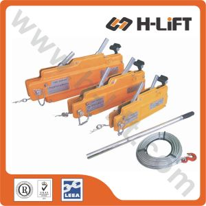 Wire Rope Winch / Wire Rope Pulling Hoist Steel Body pictures & photos