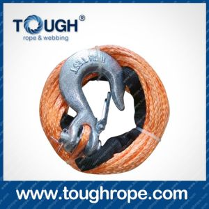 Color cheap winches rope winch line pictures & photos