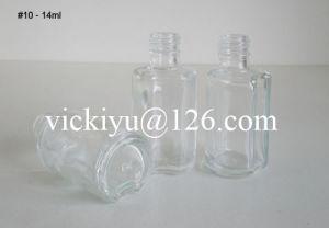 14ml Irregular Glass Bottles for Nail Oil, Cosmetics