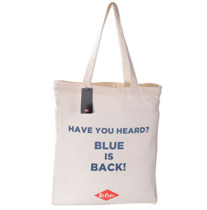 Fashion Style Organic Cotton Bag Recyclable Cotton Bag pictures & photos