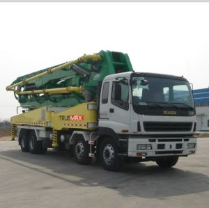 Remote Control Truck Mounted Boom Pump pictures & photos