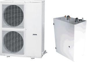 DC Inverter Air to Water Heat Pump Split Type (KW012BP)