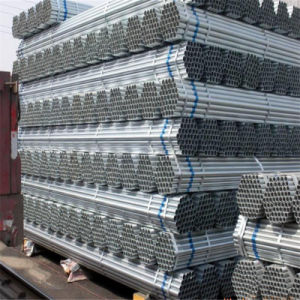 Hot DIP Galvanized Steel Tube with Good Quality pictures & photos
