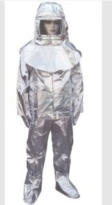 Resist Heat Protective Aluminum Foil Fireman Suit for Fire Fighting pictures & photos