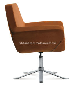 Cheap Price Modern Bar Salon Club Swivel Chair pictures & photos