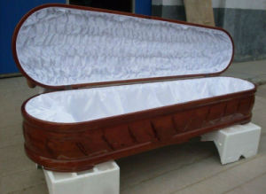Satin Fabric Coffin Lining and Casket Interiors (SPAIN-01)