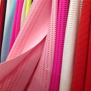 Crochet Nylon Polyester Textile Mesh Fabric (M1007) pictures & photos