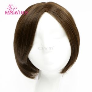 Brown Color 100% Japanese Kanekalon Bob Synthetic Wig pictures & photos