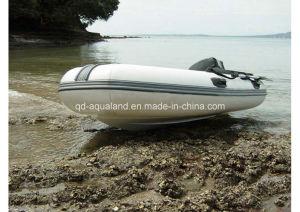 Aqualand 9feet 2.7m~3m Rigid Inflatable Fishing Boat/Rib Motor Boat (RIB270) pictures & photos