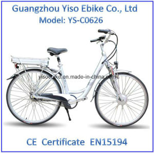 """26"""" Step-Through Electric Bike pictures & photos"""