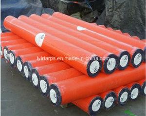 Waterproof Durable Double Orange PE Tarpaulin Roll/Poly Tarp pictures & photos