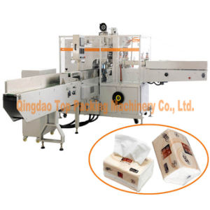 Soft Facial Tissue Towel Wrapping Packing Machine pictures & photos