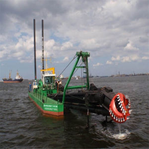12inch Cutter Suction Dredger for Digging Sand and Gold pictures & photos