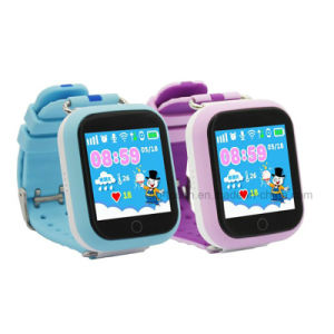 1.54′′ Touch Screen Kids GPS Tracker Watch (D19) pictures & photos