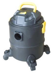305p-20L 1400W Plastic Tank Wet Dry Water Dust Vacuum Cleaner with or Without Socket pictures & photos