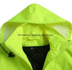 Wholesale-High Visibility Reflective Safety Vest pictures & photos