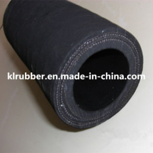 High Pressure Cloth Reinforced Rubber Sandblast Hose pictures & photos