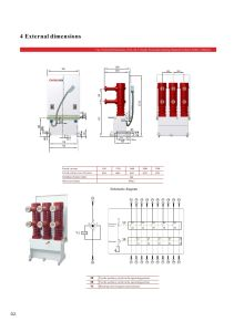 VCR1-40.5 Series (40.5kV) Auxiliary Withdrawable Trolley Indoor Type with Isolation Trolley pictures & photos