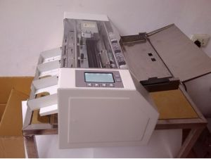 High Speed A3 Plus Automatic Business Card Cutter, Card Cutting, Card Slitter, Name Card Machine pictures & photos