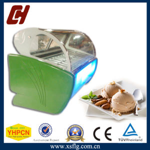 B8 Ice Cream Display R404A Gas Refrigerator for Sale pictures & photos