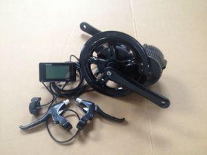 2015 BBS01 35V 500W Bafang Wheel Motor with 20A Controller (BBS01 36V 500W)