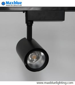 30W High Brightness CREE COB Track Lighting for Shop pictures & photos