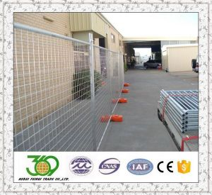 2017 Cheap Australia Standard Hot Galvanized Temporary Fencing pictures & photos