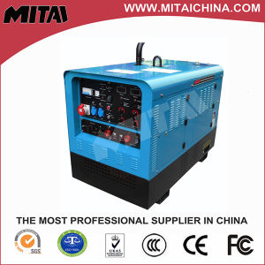 Hf Welding Machine with Diesel Welding Generator