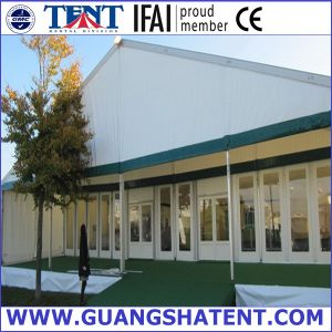 High Quality Glass Wall Marquee