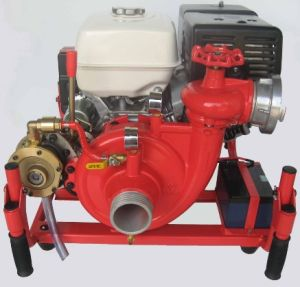 Middle Volume Honda Fire Fighting Pump (BJ-10A-2)
