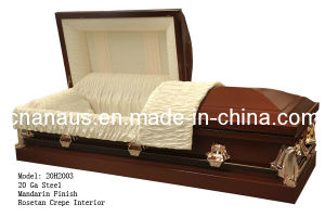20 Ga Steel Casket Us Style 20h2003 pictures & photos