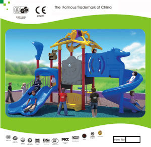 Kaiqi Small Sized Colourful Children′s Outdoor Playground Equipment (KQ30138A) pictures & photos
