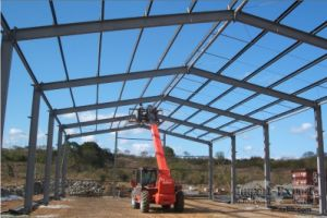 Light Steel Space Frame Structure for Coal Storage pictures & photos