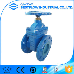 DIN 3352 Rising Stem Gate Valve pictures & photos