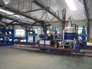 Automatic Ring-Ellipse Foaming Machine Line pictures & photos