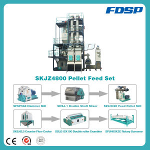 Fdsp Famous Brand Fish Feed Production Machine pictures & photos
