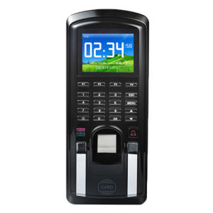 2.4 Inch TFT 320*240 Screen Fingerprint Door Access Control System