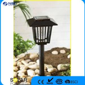 Solar LED Lantern with 1PC White+2PCS Purple LED pictures & photos