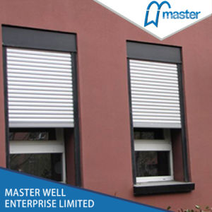 Aluminum Roller Shutter Window pictures & photos