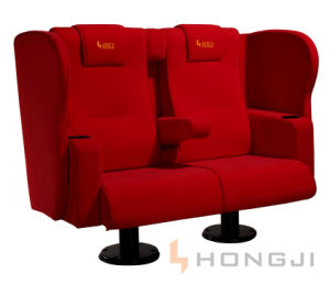 Using in Movie VIP Room for Couple Chair Cinema Sofa pictures & photos