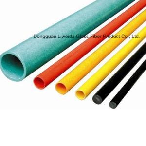 Insulation Anti-Static Fiberglass FRP GRP Handle Tubes/Pole pictures & photos