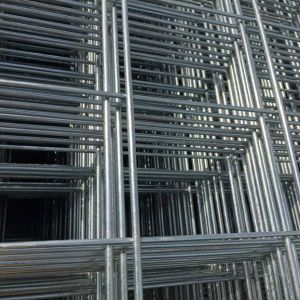 Galvanized Welded Wire Mesh Panel for Construction pictures & photos